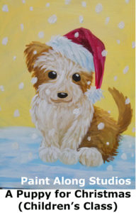 childrens_class_a_puppy_for_christmas