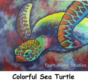 goldcolorful_sea_turtle