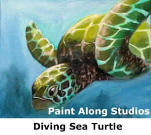 golddiving_sea_turtle