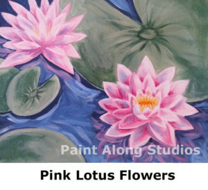 goldpink_lotus_flowers