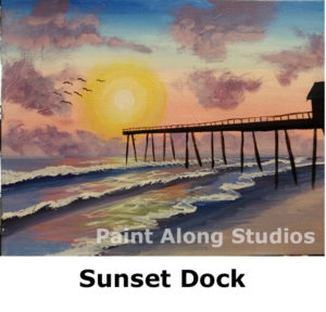 goldsunset-dock