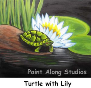 silverturtle_with_lily