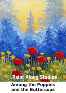 silveramong-the-poppies-and-buttercups