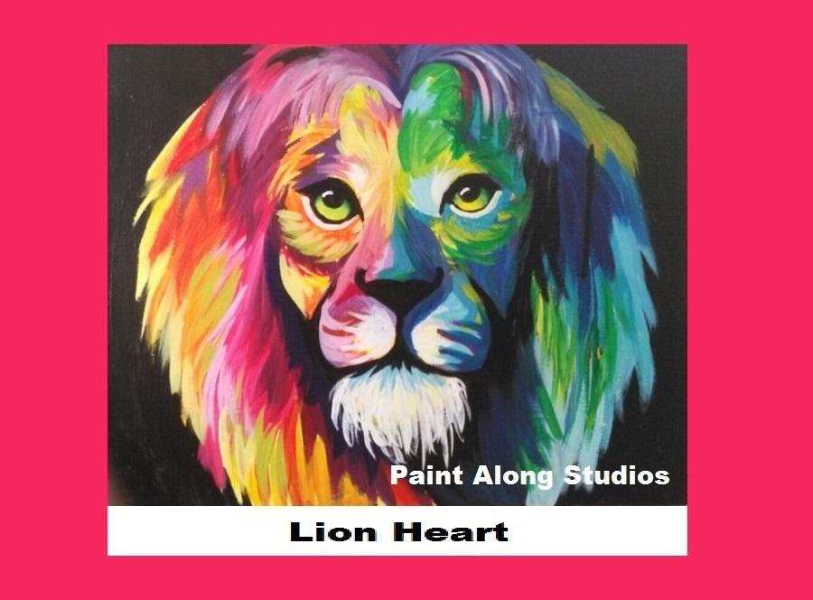 Unleash Your inner Lion Thursday, Oct. 27th @ 6:30 pm